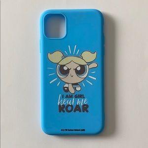 The Powerpuff Girls Bubbles iPhone 11 case